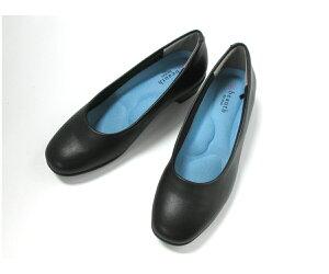 婦人靴 軽量防水パンプス BT601(ビュース)