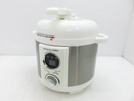 小泉成器 圧力式電気鍋 LPC-T12 2019年製 ○YR-10859○