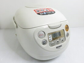 象印 炊飯器 マイコン炊飯ジャー NS-WB10 5.5合炊き 2016年製 ○YR-12398○