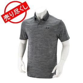 [全品送料無料] 売り尽くし アンダーアーマー Under Armour メンズ ポロシャツ 半袖 ゴルフ Golf パフォーマンスポロ 1342080 ゴルフウェア 半袖ポロ