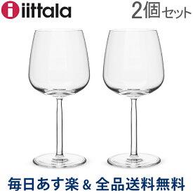 [全品送料無料] イッタラ ワイングラス センタ 6.7 x 19 × 7.8 北欧ブランド インテリア 食器 デザイン お洒落 レッドワイン 2個 クリア iittala Senta RED WINE 2 set あす楽
