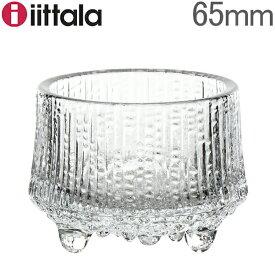 [全品送料無料] イッタラ iittala ウルティマツーレ キャンドルホルダー 65mm 1024279 / 6411923659383 クリア Ultima Thule Teal.candleh Clear ガラス インテリア 北欧
