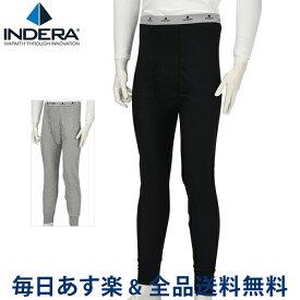 [全品送料無料] Indera Mills インデラミルズ MEN'S Pants メンズ パンツ Heavyweight Thermals ヘビーウェイト サーマル 839DR 保温下着 スパッツ
