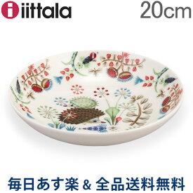[全品送料無料] イッタラ iittala 深皿 20cm タイカ ディーププレート 1026722 シーメス Taika Plate Deep Siimes 皿 北欧 インテリア デザイン 食器 あす楽