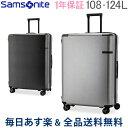 【あす楽】[全品送料無料] 【1年保証】 サムソナイト Samsonite スーツケース 108-124L エヴォア スピナー 75cm エキスパンダブル 111416 Evoa SPINNER 75/28 EXP