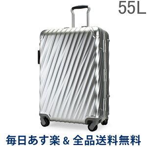 【2点で200円OFFクーポン】[全品送料無料] トゥミ TUMI スーツケース 55L 4輪 19 Degree Aluminum ショート・トリップ・パッキングケース 036864SLV2 シルバー キャリーケース キャリーバッグ あす楽 父の