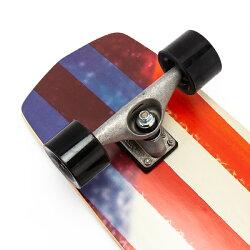 【2点300円OFFクーポン5/17迄】[全品送料無料]CarverSkateboardsカーバースケートボードC7Complete30.75AmberFlagアンバーフラッグ