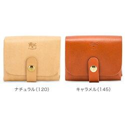 イルビゾンテIlBisonte二つ折り財布ウォレットC0455PORTAFOGLIOP財布レザー革