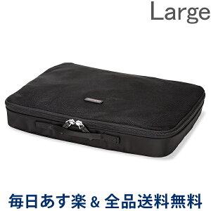 【2点以上で200円OFF 7/31 23:59迄】[全品送料無料] トゥミ Tumi トラベルポーチ ラージ・パッキング・キューブ パッキングケース 14896D ブラック Large Packing Cube Black 旅行 トラベル パッキングポー