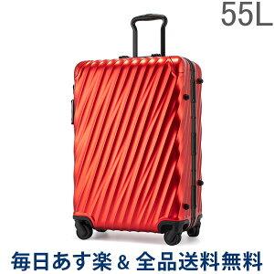 [全品送料無料] トゥミ TUMI スーツケース 55L 4輪 19 DEGREE ALUMINUM ショート・トリップ・パッキングケース 988217236 エンバー キャリーケース