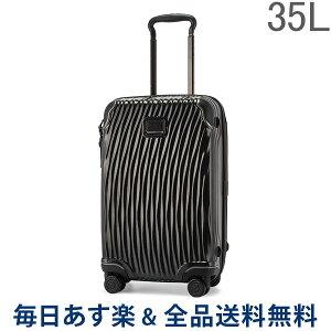 【2点以上で200円OFF 7/31 23:59迄】[全品送料無料] トゥミ TUMI スーツケース 35L ラティチュード インターナショナル 0287660D/98560-1041 ブラック LATITUDE Black 4輪 機内持ち込み