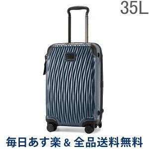 【2点で200円OFFクーポン】[全品送料無料] トゥミ TUMI スーツケース 35L ラティチュード インターナショナル 0287660NVY/98560-1596 ネイビー LATITUDE Navy 4輪 機内持ち込み 父の日