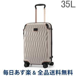 [全品送料無料] トゥミ TUMI スーツケース 35L ラティチュード インターナショナル 0287660BLH/98560-4482 ブラッシュ LATITUDE Blush 4輪 機内持ち込み