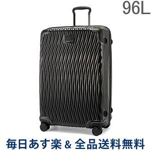 【2点で200円OFFクーポン】[全品送料無料] トゥミ TUMI スーツケース 96L ラティチュード エクステンデッドトリップ 0287669D/98562-1041 ブラック LATITUDE Extended Trip 4輪 父の日