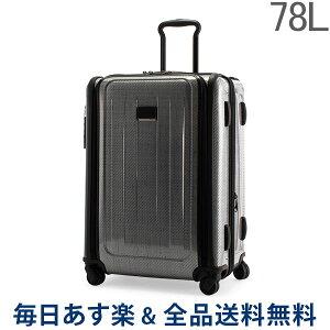 【2点以上で200円OFF 7/31 23:59迄】[全品送料無料] トゥミ TUMI スーツケース 78L テグラライト ショートトリップエクスパンダブル 02803724TG2/124844-T484 Tグラファイト TEGRA-LITE 4輪