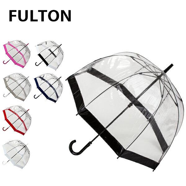[全品送料無料]Fulton フルトン Birdcage バードケージ Birdcage-1 バードケージ 1 L041 英国王室御用達 ビニール傘