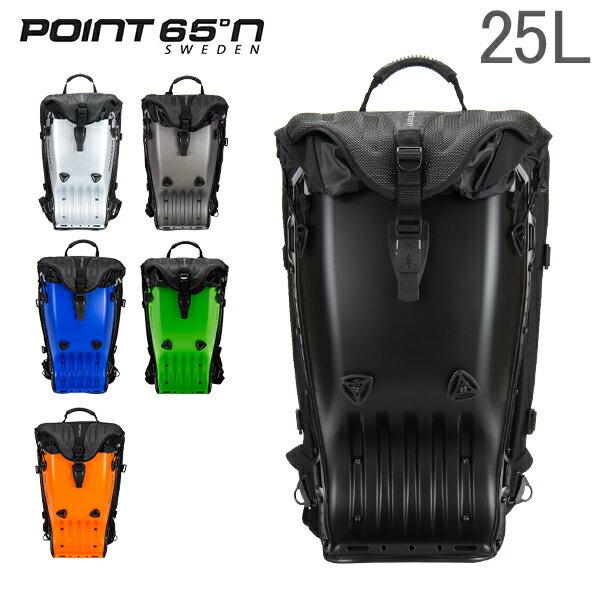 [全品送料無料] ポイント65 Point65 バックパック 25L ボブルビー GTX リュックサック PC 北欧 Boblbee GTX バイク ツーリング バッグ