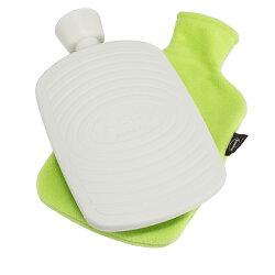 ファシー湯たんぽチェッカーリブ2.0L暖房節電防寒氷枕水枕6437FASHYHotwaterbottle