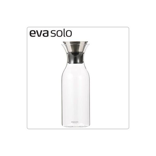 [全品送料無料]EvaSolo (Eva Solo エバソロ) フリッジカラフェ 水差し 1L 耐熱ガラス Fridge Carafe 567510 クリア 北欧