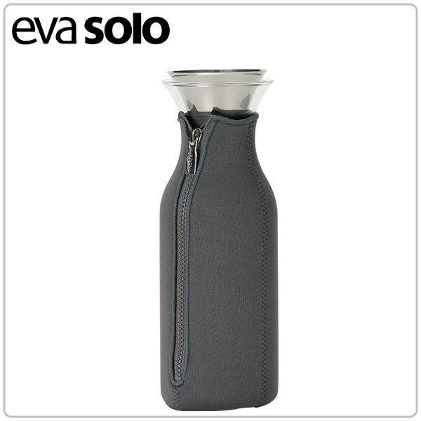[全品送料無料]Eva Solo エバソロ Fridge carafe フリッジカラフェ 水差し 1.0L エレファントグレー 567960 北欧