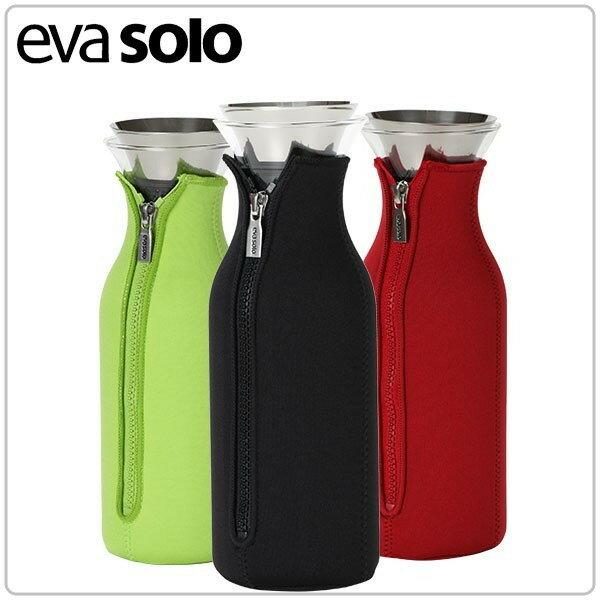 [全品送料無料]Eva Solo エバソロ Fridge Carafe with Wetsuit フリッジカラフェ 水差し 1.0L 北欧