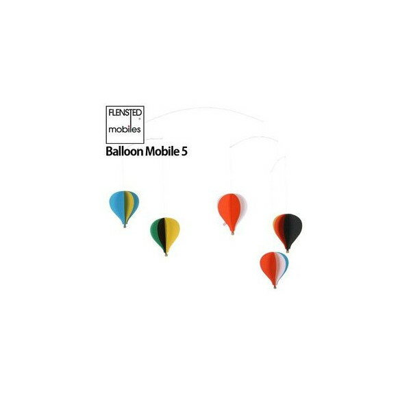 [全品送料無料]FLENSTED mobiles フレンステッド モビール Balloon5 バルーン5 078B 北欧