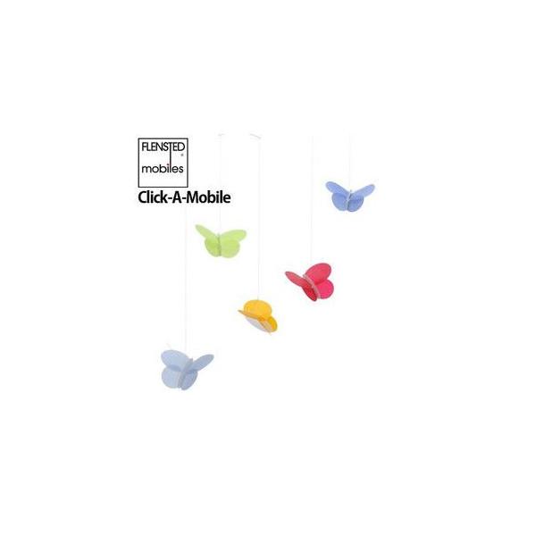 [全品送料無料]FLENSTED mobiles フレンステッド モビール Butterflies 蝶 バタフライ 30111 北欧