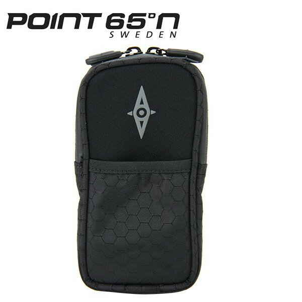 [全品送料無料]Point65 ポイント65 Pockets & Cases MP Pocket マルチポケット ブラック 500056 リュック 北欧