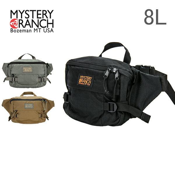 [全品送料無料]ミステリーランチ Mystery Ranch ヒップモンキー ボディバッグ ウエストバッグ ヒップバッグ 8885641453 URBAN - US Hip Monkey メンズ レディース ミルスペック