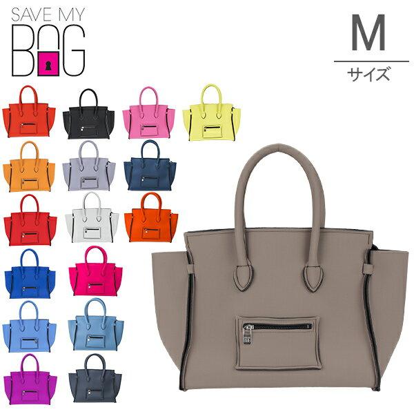 [全品送料無料] セーブマイバッグ Save My Bag ポルトフィーノ Mサイズ ハンドバッグ トートバッグ 2129N Standard Lycra Portofino (Medium) レディース 軽量 ママバッグ