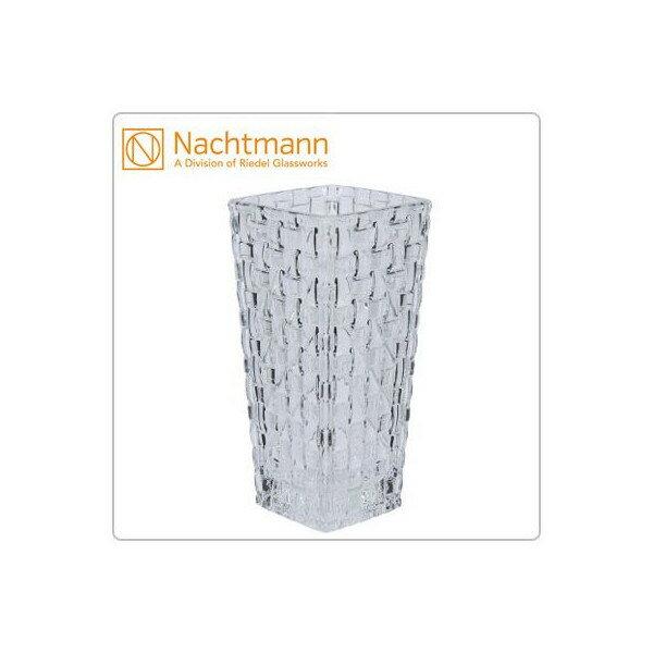 [全品送料無料]Nachtmann ナハトマン Dancing Stars Bossa Nova ダンシングスター ボサノバ 82088 ベース (花瓶) 20cm