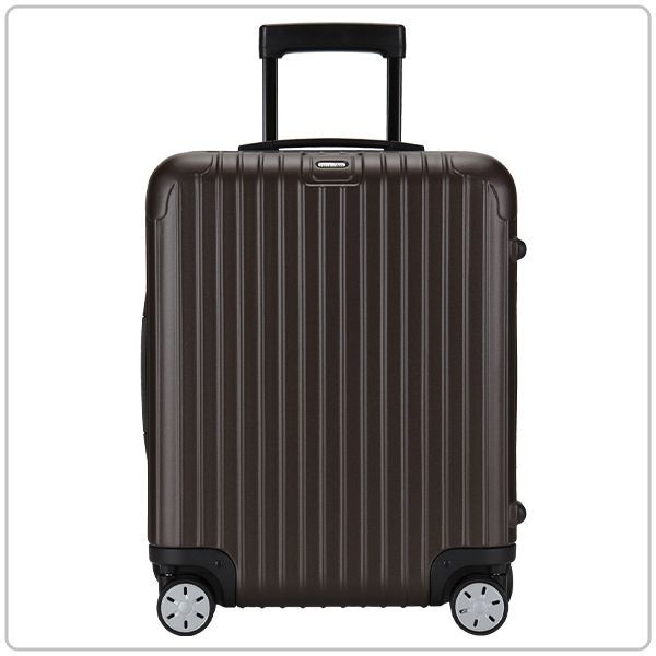 [全品送料無料]RIMOWA リモワ 810.56.38.4 サルサ SALSA キャビン 4輪Cabin MultiWheel matte bronze マットブロンズ スーツケース