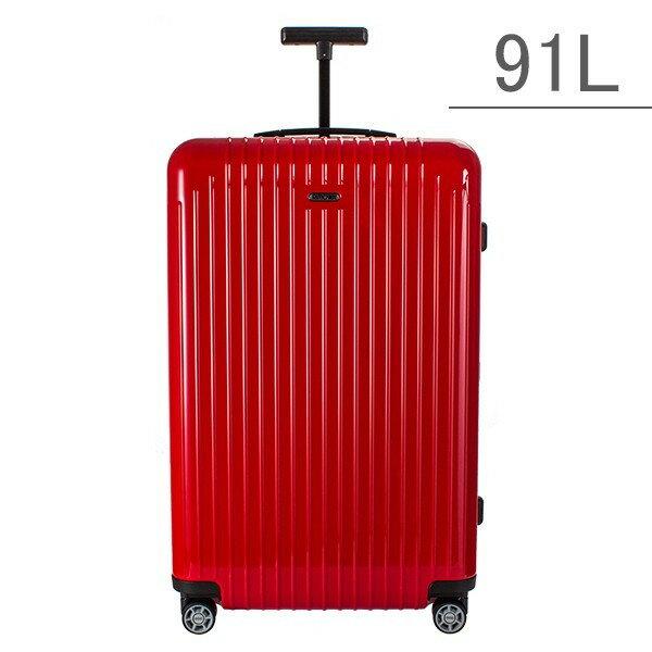 [全品送料無料]RIMOWA リモワ スーツケース サルサエアー マルチウィール 91L 旅行 トラベル マルチホイール ガーズレッド 820.73.46.4 Salsa Air MultiWheel