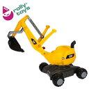 ロリートイズ 乗用玩具 ロリーディガー CAT ショベルカー おもちゃ 乗り物 421015 Rolly Toys rollyDigger CAT 送料無料