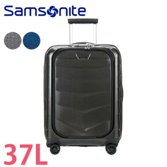 SAMSONITE Samsonite Lite-Biz light vis SPINNER 55 / 55 20 spinner / 20 37L suitcase carry case