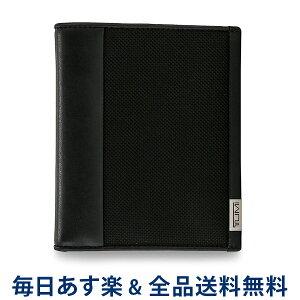 [全品送料無料] トゥミ TUMI パスポートケース メンズ アルファ パスポート・ケース 1257748131 / 0119271DCH ブラック クロム ALPHA SLG あす楽