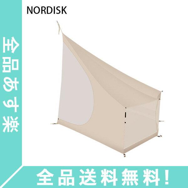 [全品送料無料]ノルディスク インナーキャビン 2pcs (左右セット) アスガルド19.6用 個室 テント キャンプ アウトドア 145021 NORDISK Cabin (2pcs set) Asgard 19.6 L+R