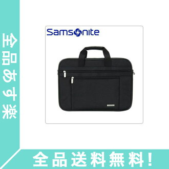 SAMSONITE Samsonite Business Classic Classical 2 Gusset Briefcase 17inch Briefcases 17 In Black 43269 1041 Bag Laptop Case