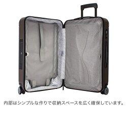 【E-Tag】RIMOWAリモワ810.63.38.4サルサSALSA4輪MultiWheelmattebronzeマットブロンズスーツケース58L送料無料