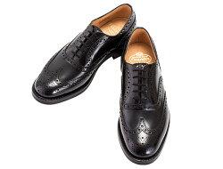 Church'sチャーチBurwoodバーウッドポリッシュドバインダーダイナイトソールメンズ男性用革靴レザーシューズイギリス