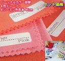 【セット価格】パーソナルカラー診断ピンク4色テストドレープとパーソナルカラー色見本・カラーパレット45センチのセ…
