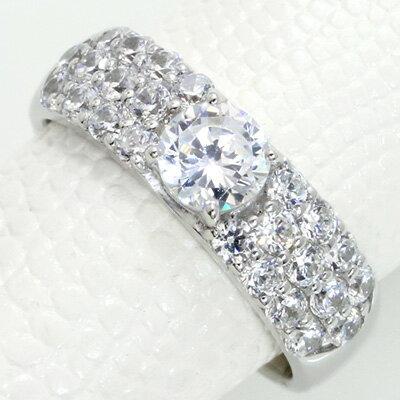 ダイヤモンド(空枠) 0.50 (±0.05ct可)ct用 リング 指輪 枠 K18 PG WG 18金(※プラチナPT追加料金で対応可) リフォーム/1年保証/ラックジュエル luckjewel/