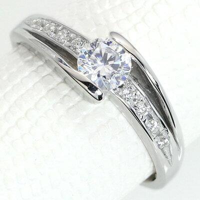 ダイヤモンド(空枠) 0.3 (±0.05ct可)ct用 リング 指輪 枠 K18 PG WG 18金(※プラチナPT追加料金で対応可) リフォーム/1年保証/ラックジュエル luckjewel/