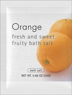 """浴盐和果园中如果我! 一个清新的水果味! """"Flutie 低音橙""""SS05P03mar13"""