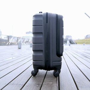 【送料無料】フロントオープンスーツケースSサイズ大容量機内持ち込み軽量ファスナーTSAロック小型TY2876キャリーケースキャリーバッグ