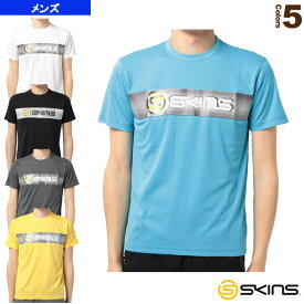 ショートスリーブTシャツ/メンズ(SAS2653)《スキンズ ランニング アンダーウェア》