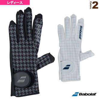 [バボラテニスアクセサリ, accessory] nail through glove / Lady's (BAB-GL680W)