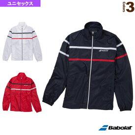 メッシュジャケット/ユニセックス(BAB-4653)《バボラ テニス・バドミントン ウェア(メンズ/ユニ)》