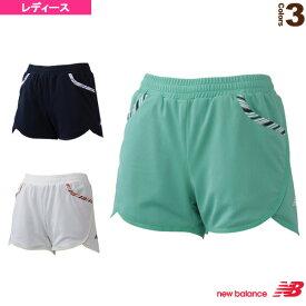 [ニューバランス テニス・バドミントン ウェア(レディース)]ゲームショーツ/レディース(JWST6739)