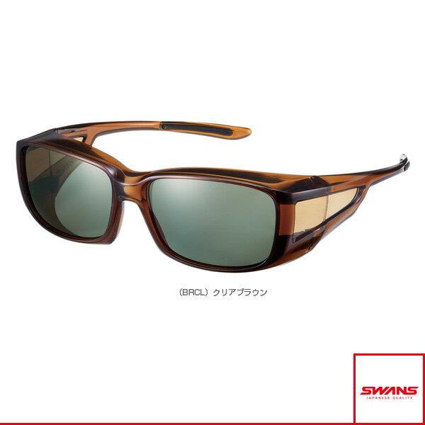Over Glasses/フルリムタイプ/偏光レンズタイプ(OG4-0058 BRCL)《スワンズ オールスポーツ アクセサリ・小物》